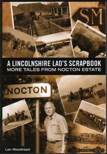 Farming Country Book - A Lincolnshire Lad's Scrapbook