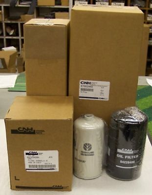 New Holland Td5050 Tractor Filter Service Kit