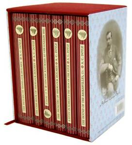 Sherlock-Holmes-6-Books-Box-Set-Collectors-Library