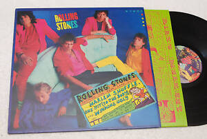 ROLLING-STONES-LP-DIRTY-1-PRESS-INNER-STIKER-EX