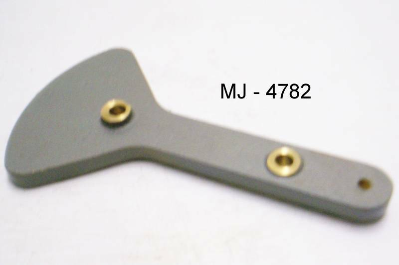 Brass Extension   / Handle - P/N: 234371PC1 (NOS)
