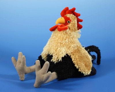 Hahn oder Huhn, Plüsch-Kuscheltier Plüschtier Stofftier NEU ca. 23cm