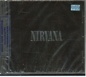 NIRVANA GREATEST HITS + BONUS TRACK SEALED CD NEW