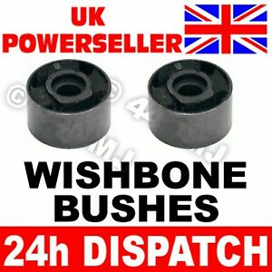 BMW-3-Series-E36-Front-Wishbone-Arm-Bushes-Rearward-x2