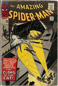 Amazing Spider-Man #30 comic Fair