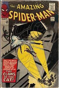 Amazing Spider-Man #30 comic Fair