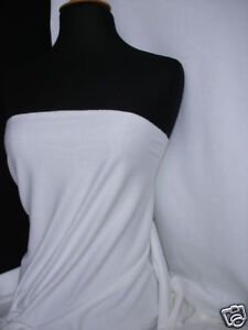 Pure-white-cotton-interlock-jersey-material-t-shirts