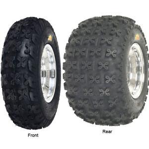 Sedona-Bazooka-Honda-TRX-250EX-250X-250R-Front-Rear-Wheel-Rim-Tire-Kit-Combo