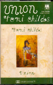 TONI-CHILDS-Union-COMPACT-CASSETTE
