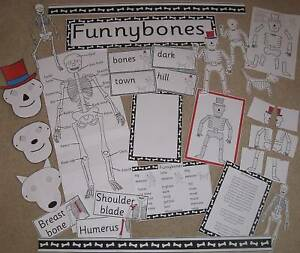 Funnybones-teacher-resource-on-CD-story-sack-ourselves-our-bodies-bones