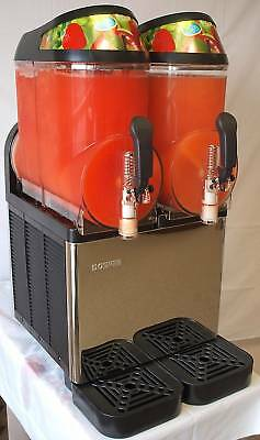 New Dual Bowl Margarita Slush Frozen Drink Machine (XC224)