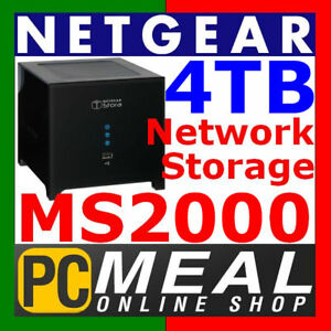 Netgear-Stora-MS2000-4TB-4000GB-Media-Network-Storage