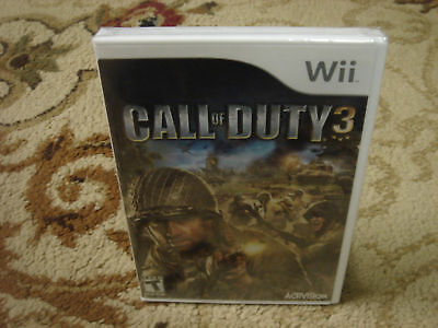 Call Of Duty 3 (wii, 2006)