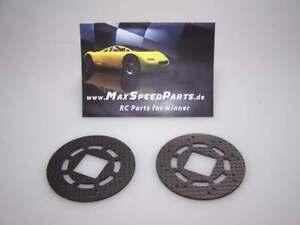 HDX-Carbone-Des-disques-de-frein-Tuning-FG-Carson-1-5-69-mm-69mm-F1-1-Paire