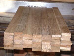 Exotic Wood Premium Marine Teak Lumber 1 Quot X 16 Quot X 1 4 Quot Ebay
