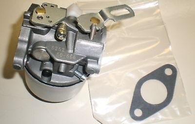 Tecumseh 7hp 5.5hp Oh195sa Ohsk70 Snowblower Carburetor