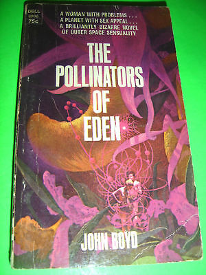 THE POLLINATORS OF EDEN ~ BY JOHN BOYD ~ 1970 1ST DELL on Rummage