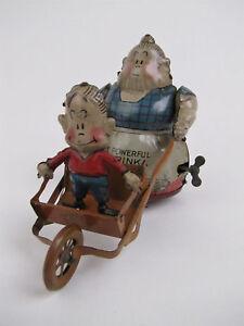 Rare-Niffty-Powerful-Katrinka-Wheelbarrow-Wind-up-Toy