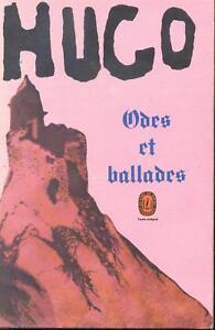 Victor-Hugo-Odes-et-ballades-livre-de-poche-BEtat