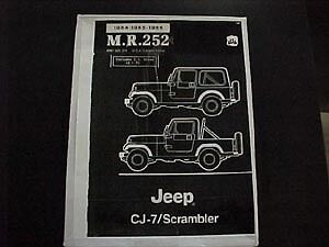 Jeep-Shop-Service-Manual-1984-1985-1986-Body-Chassis