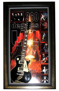 U2-360-DEGREES-BONO-SIGNED-FRAMED-GUITAR-PHOTO-PROOF