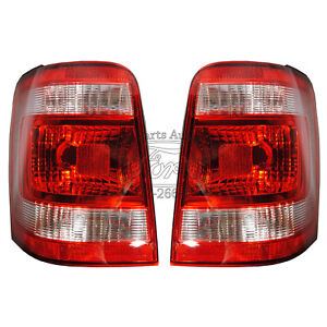 oem new 2008 2012 ford escape tail lights lamps pair left. Black Bedroom Furniture Sets. Home Design Ideas