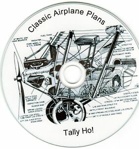 20-Experimental-airplane-glider-Homebuilt-and-ultralight-plans-books-on-CD