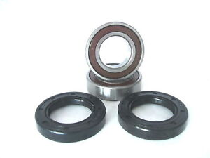 Front Wheel Bearings and Seals Kit Kawasaki Vulcan VN1500 Mean Streak 2002 2003