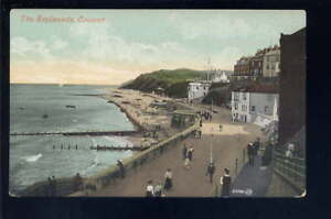 Norfolk-CROMER-Esplanade-early-PPC