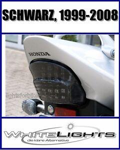 LED-Heckleuchte-Ruecklicht-schwarz-Honda-CBR1100XX-CBR-1100-XX-smoked-tail-light