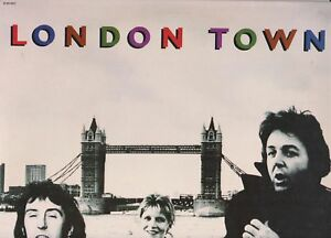Paul-McCartney-London-Town-vinyl-Italy-w-poster