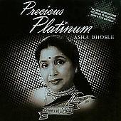 Details about <b>Asha</b> <b>Bhosle</b> - <b>Precious</b> <b>Platinum</b> <b>CD</b>