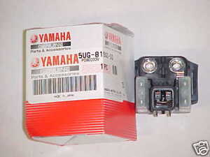 Starter Start Relay Switch OEM Yamaha Rhino YXR450 YXR660 YXR 450