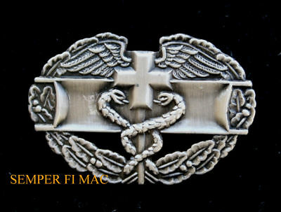 COMBAT MEDIC HAT PIN US AIR FORCE AFSC 4N0X1 DOC US ARMY 68W USA ...