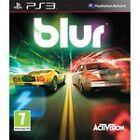 Blur (Sony PlayStation 3, 2010) - European Version