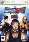WWE SmackDown vs. Raw 2008 (Microsoft Xbox 360, 2007)