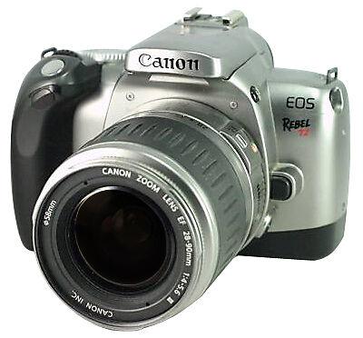 canon eos rebel t2 300x kiss 7 35mm slr film camera body only ebay rh ebay com Canon EOS 5 Canon EOS Rebel T2 35Mm