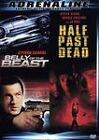 Belly of the Beast/Half Past Dead (DVD, 2010, 2-Disc Set)