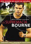 The Bourne Supremacy La Supremacia Bourne