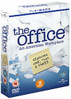 The Office - An American Workplace - Series 1-3 - Complete (DVD, 2008, 9-Disc Set, Box Set)