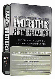 Band Of Brothers (DVD, 2010, 6-Disc Set, Box Set)