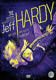 WWE: Jeff Hardy - My Life, My Rules DVD (2010) Jeff Hardy