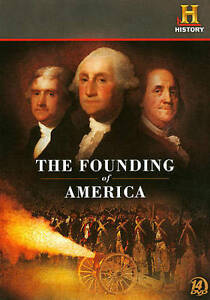 The-Founding-Fathers-of-America-DVD-2010-7-Disc-Set-Brand-New-Sealed