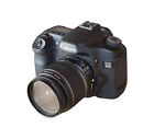 Canon EOS 40D 10.1MP Digital SLR Camera - Black (Kit w/ EF-S 18-55mm Lens)