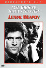 Lethal Weapon (DVD, 2000, Director's Cut)