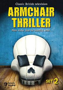 Armchair Thriller: Set 2 (DVD, 2010, 4-Disc) PBS Mystery ...