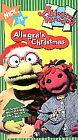 Allegras Window: Allegras Christmas (VHS, 1996)
