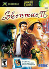 Shenmue Microsoft Xbox Rating T-Teen Video Games