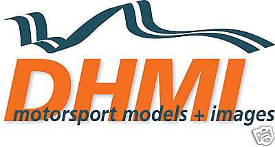 DHMI Motorsport Models and Images