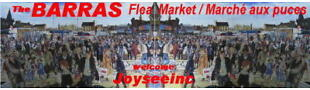 The BARRAS Flea Market
